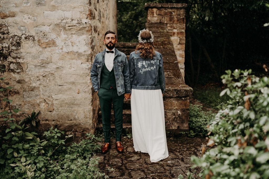 mariage commanderie de dormelles ile de france laurée and the wolf