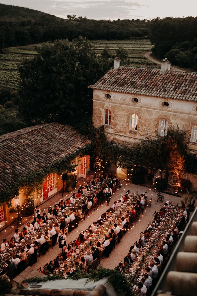 château robernier mariage