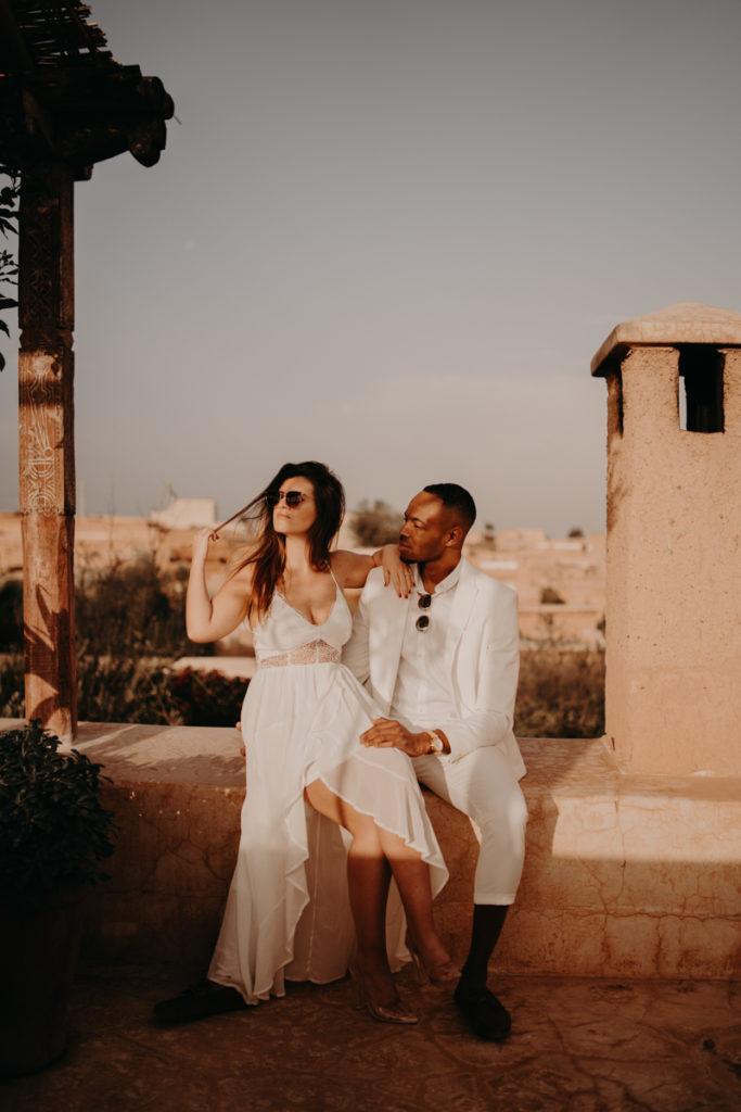 Elopement marrakech latw5 103 683x1024 - 10 idées pour des photos de mariage cool et stylées