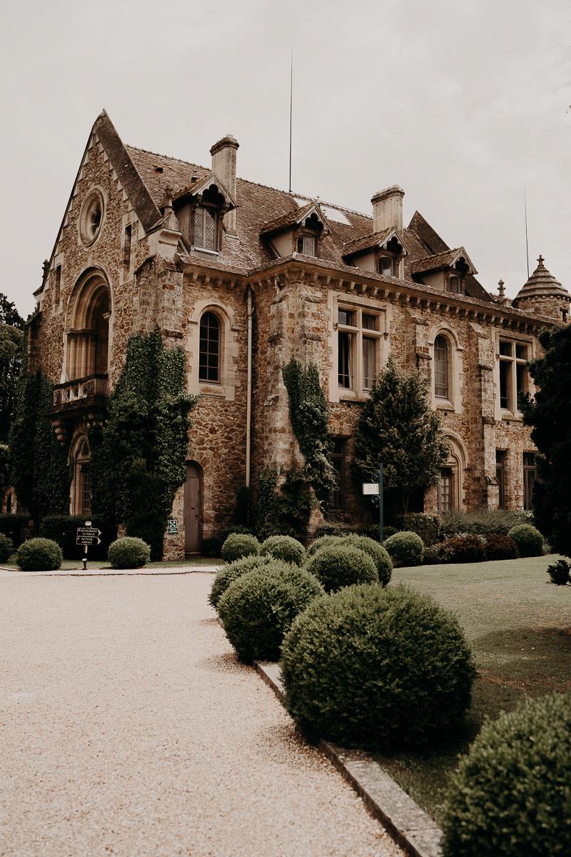 laurene and the wolf abbaye des vaux de cernay 19 - Top 10 des plus beaux lieux pour votre mariage en France