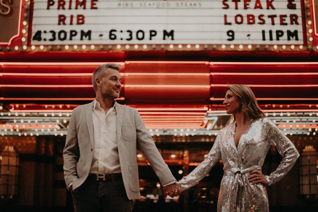laurene and the wolf elopement las vegas 54 1024x683 - Elopement à Las Vegas : Shiva et CJ