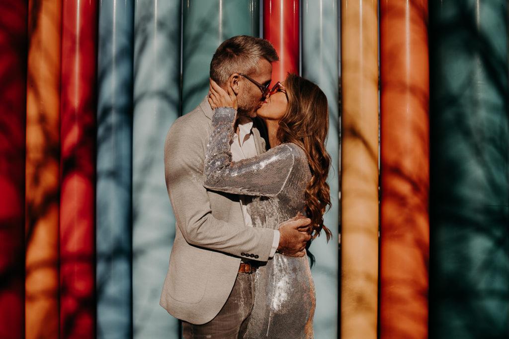 laurene and the wolf elopement las vegas 88 1024x683 - Elopement à Las Vegas : Shiva et CJ