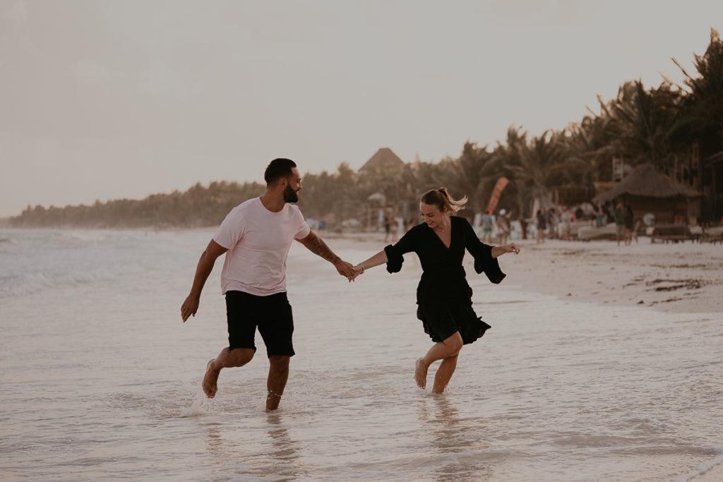 elopement tulum mexique wedding 42 1024x683 - Elopement Tulum, Mexique : Emma et Jérémy