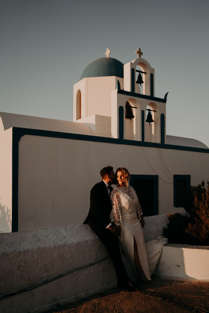 laurene and the wolf elopement santorin julia and evita 140 683x1024 - Santorini elopement : Katie + James