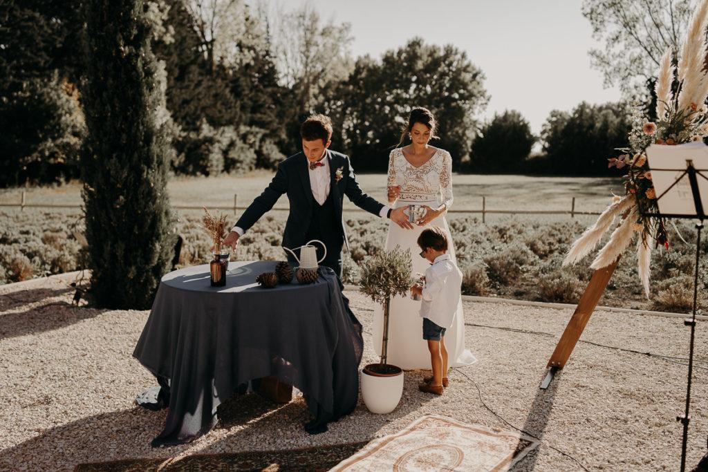 mariage mas arvieux provence photographe 118 1024x683 - Mariage provençal au Mas d'Arvieux