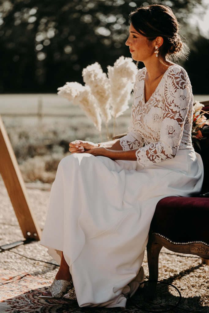 mariage mas arvieux provence photographe 156 683x1024 - Mariage provençal au Mas d'Arvieux