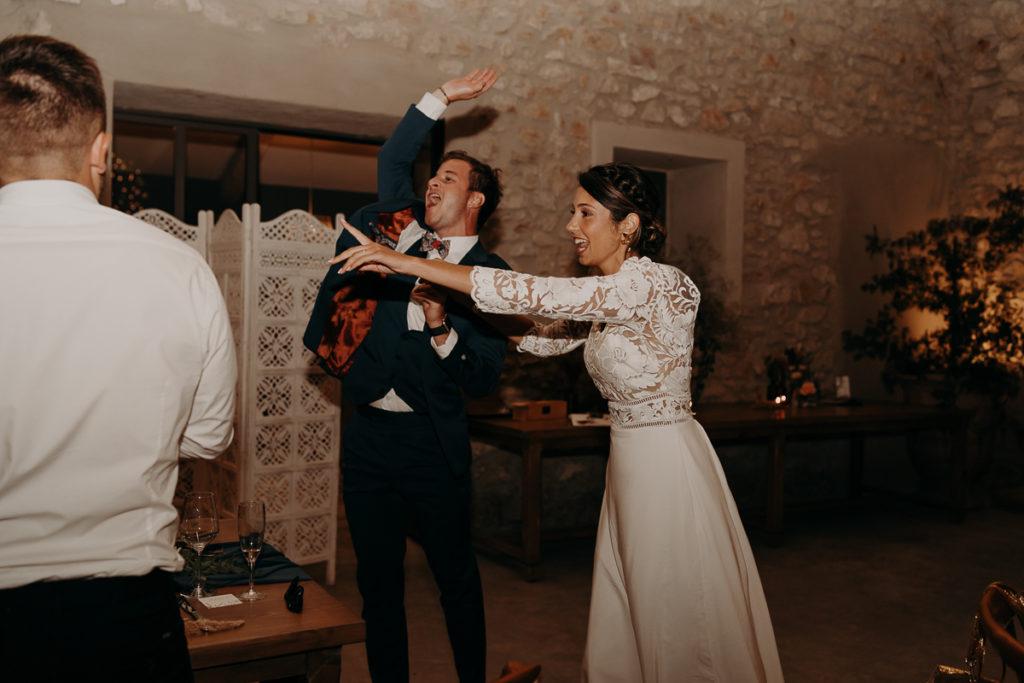 mariage mas arvieux provence photographe 74 1024x683 - Mariage provençal au Mas d'Arvieux